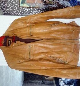 Куртка мужская лайковая