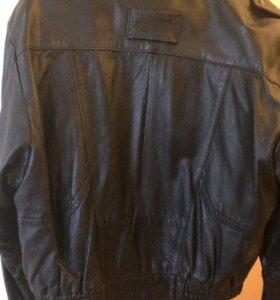 Куртка -косуха кожаная