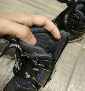 Ботинки деми детские