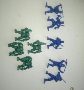 Солдатики битвы фентази