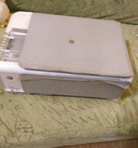 Принтер мфу hp photosmart
