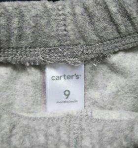 Флисовый костюм Картерс