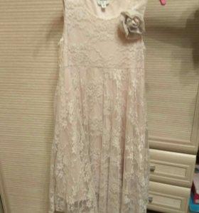 Платье нарядное можно надеть на праздник