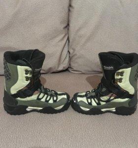 Ботинки для сноуборда р-р 35