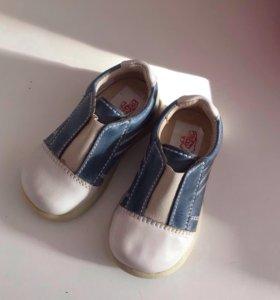 Новые ботинки 20 размер