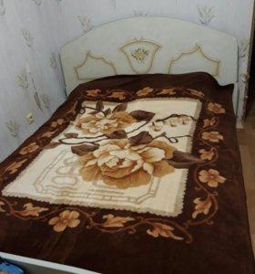 Матрас или целая кровать.
