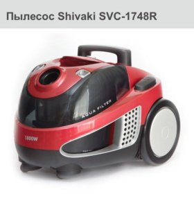 Пылесос Shivaki SVC-1748R