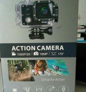 Экшен камера Git Up git2
