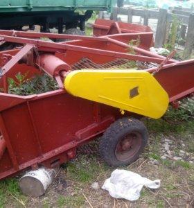 Картофелекопалка на трактор