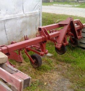 Окучник на трактор