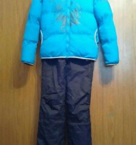 Лыжный костюм 46-48 удобный легкий