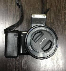 Sony Alpha NEX-5T Kit