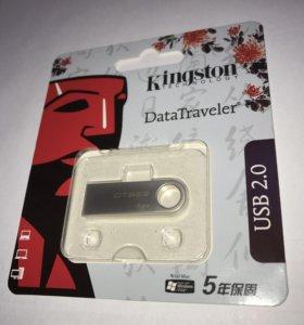 Флэш карта USB Kingston 4GB