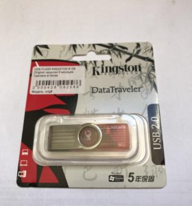 Флэш карта USB Kingston 8GB⚡️