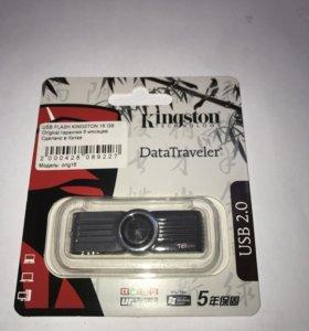 Флэш карта USB Kingston 16GB⚡️