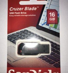 Флэш карта USB SanDisk 16GB⚡️