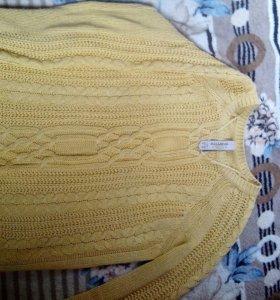 Теплый свитер Pull &Bear