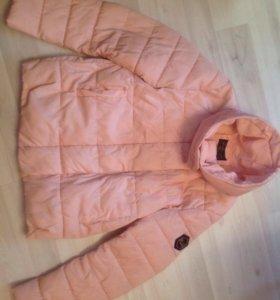 Тёплая курточка на осень/тёплую зиму