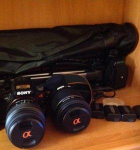 Фотоаппарат Сони а33