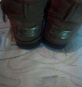 Угги натуралка ботинки GDMMF