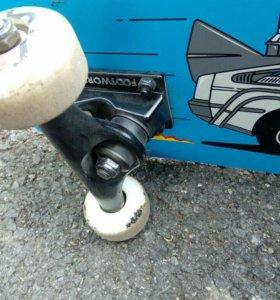 Скейтборд Footwork(оригинал)
