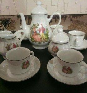 Сервис чайно-кофейный