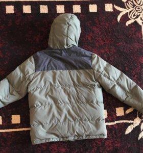 Куртка зимняя L размер