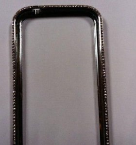 Samsung S4/S4mini бампер