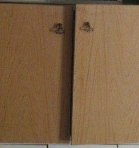 Шкафы кухонные и тумба