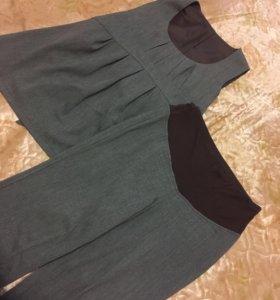 Костюм для беременных + тёплое платье в подарок 💝