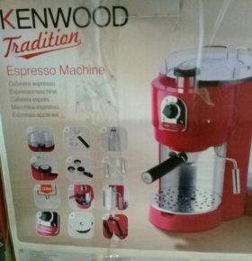 Кофе-машина KENWOOD, новая