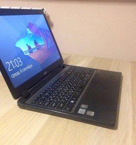 Мощный ноутбук Acer aspire m3 с core i7