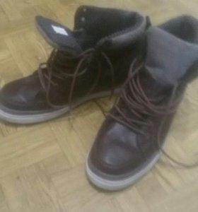 Ботинки мужские демисезонные 44 размер