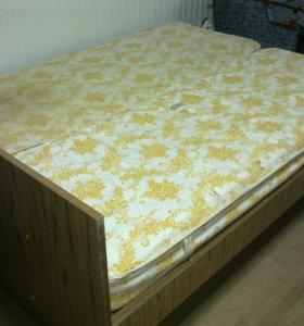 Кровать 2-спалка