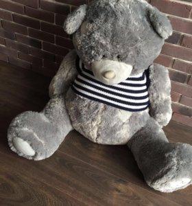 Мягкая игрушка медведь Тедди