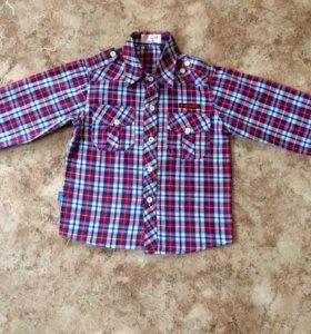 Рубашка в отличном состоянии