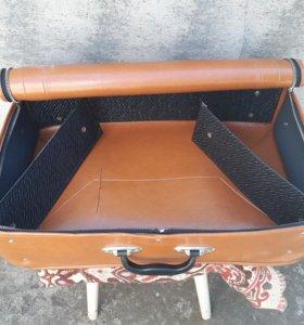 Старый чемодан