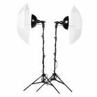 Свет для фото постоянный Lumifor освещение студия