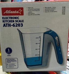 Электронные кухонные весы Antlanta