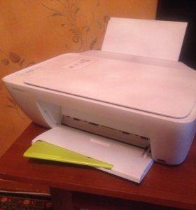 Принтер HPцветной(3в1)