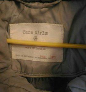 """Пуховое пальто""""Zara"""""""