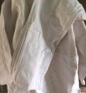 Униформа дзюдо Двойной шое