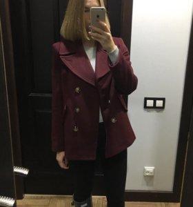 Пальто oversize ASOS