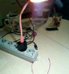 Лампочка для ноутбука