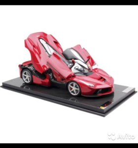 Сборная модель Ferrari 1/8