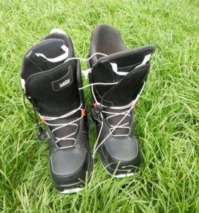 Ботинки для сноуборда Wedze Boogey