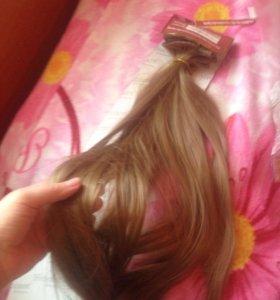 Трессы(накладные волосы)