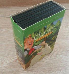 Сказки Андерсена на ДВД дисках