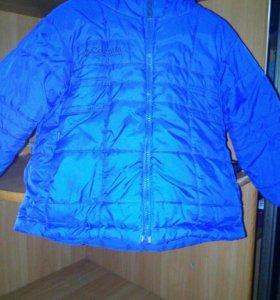 Куртка двухсторонняя Соlambia зимняя