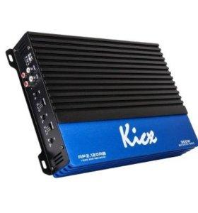 KICX Усилитель AP 2.80AB 2-х канальный 2х80Вт
